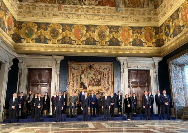 Governo Draghi: i Ministri senza portafoglio