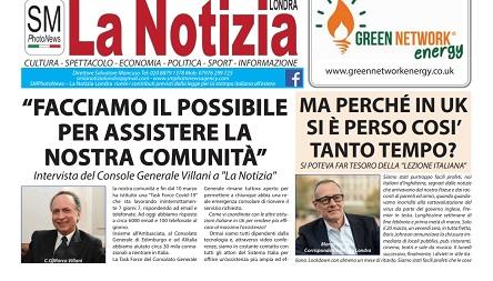 """""""FACCIAMO IL POSSIBILE PER ASSISTERE LA NOSTRA COMUNITÀ"""": INTERVISTA DEL CONSOLE GENERALE VILLANI"""