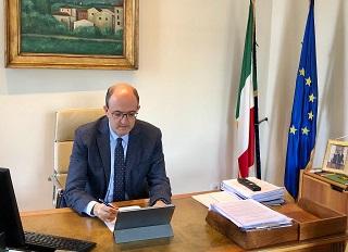 VIDEOCONFERENZA DELL'AMBASCIATORE LO CASCIO CON LE AZIENDE ITALIANE IN SERBIA