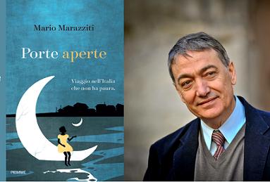 """ACCOGLIERE PER RISCOPRIRSI PIÙ ITALIANI: MARIO MARAZZITI PRESENTA """"PORTE APERTE"""" PER LE """"PAGINE DI STORIA"""" DELLA DANTE"""