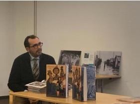 Il fumetto sulla storia dell'immigrazione italiana in Belgio nelle scuole di Mons