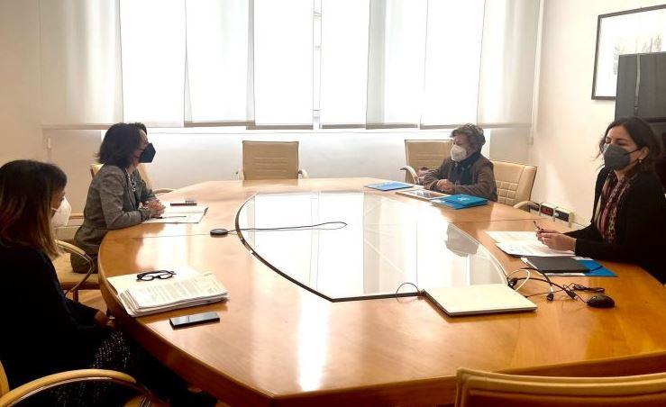 Diritti dell'infanzia: il Ministro Bonetti incontra una delegazione dell'UNICEF