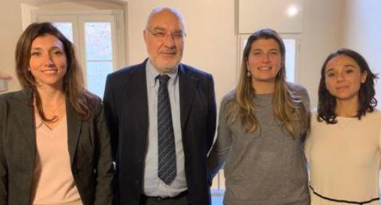 """""""DIRITTI OLTRE FRONTIERA"""": PRESENTATO IL SAGGIO DELL'ISTITUTO DIRPOLIS"""