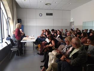 """L'ITALIA AL PERE LACHAISE: CONSOLATO E COMITES PRESENTANO IL PROGETTO EDITORIALE AI """"RENDEZ-VOUS DE L'HISTOIRE"""" DI BLOIS"""
