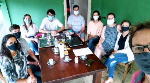 La Famiglia Bellunese di Iomerè (Brasile) si incontra ai tempi del Coronavirus
