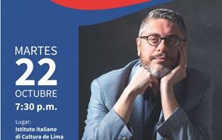"""""""EQUAZIONE DELLA RESPONSABILITÀ"""": FABIANO ALBORGHETTI ALL'IIC DI LIMA"""