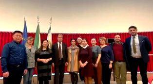 TURISMO E SALUTE: DELEGAZIONE DEL KAZAKISTAN VISITA IL CONSIGLIO REGIONALE PUGLIESE