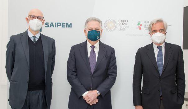 Expo Dubai: le eccellenze delle energie rinnovabili al Padiglione Italia con Saipem