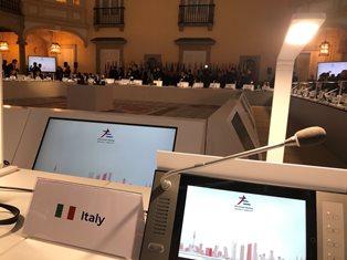 IL SOTTOSEGRETARIO SCALFAROTTO ALLA RIUNIONE DEI MINISTRI DEGLI ESTERI ASEM (ASIA – EUROPE MEETING)
