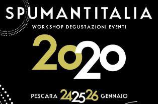 SPUMANTITALIA 2020: A PESCARA IL FESTIVAL DELLO SPUMANTE