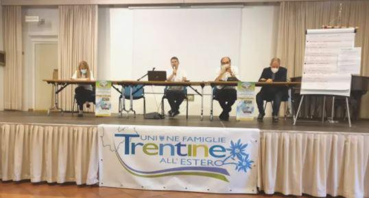 L'UNIONE DELLE FAMIGLIE TRENTINE ALL'ESTERO IN ASSEMBLEA GENERALE
