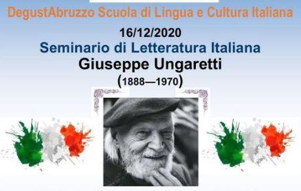 Rosario: online il 4° seminario di letteratura italiana dell'Associazione Famiglia Abruzzese