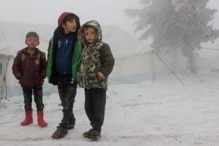 SIRIA/ UNICEF: QUASI 5 MILIONI DI BAMBINI SONO NATI DURANTE I 9 ANNI DI GUERRA