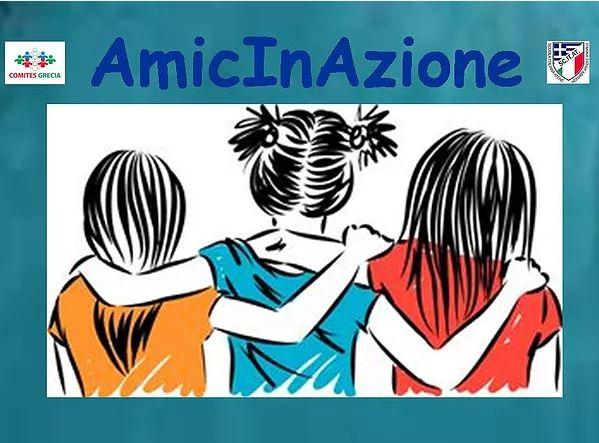 AmicInAzione: il Comites Grecia presenta il concorso evento