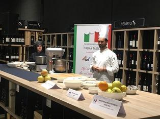 TRUE ITALIAN TASTE: I PRODOTTI DELLE DOLOMITI IN LUSSEMBURGO CON LA CCIL
