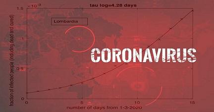 CORONAVIRUS/ CNR: I MODELLI MATEMATICI PER LA PREVISIONE DELLA DIFFUSIONE DELL'EPIDEMIA