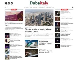 PICCOLA GUIDA: AZIENDE ITALIANE IN VOLO A DUBAI – di Davide Parolin