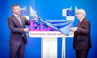 BRATISLAVA: L'AUTORITÀ EUROPEA DEL LAVORO (ELA) HA INIZIATO UFFICIALMENTE AD OPERARE
