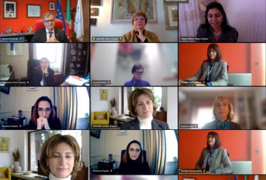 Approfondire la collaborazione: l'IILA incontra l'Agenzia Spaziale Italiana