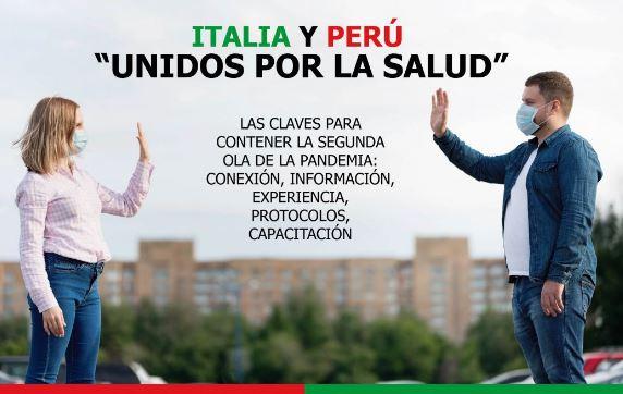 """""""Italia e Perù. Uniti per la salute"""": videoconferenza con l'Ambasciata e l'IIC di Lima"""