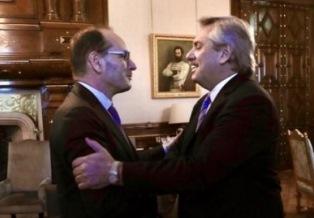 DOPO L'OFFESA DI CRISTINA AGLI ITALIANI ARRIVA L'ENCOMIO DI ALBERTO