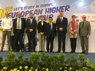 L'ITALIANO IN INDONESIA: UNI-ITALIA ALLA EUROPEAN HIGHER EDUCATION FAIR