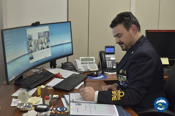 Criminalità transfrontaliera: siglato nuovo accordo Irini-Frontex
