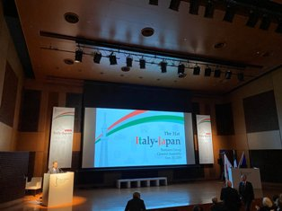 A TOKYO LA 31MA ASSEMBLEA DELL'ITALY JAPAN BUSINESS GROUP