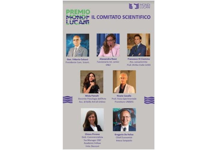 Premio Mondi Lucani 2021: nominato il Comitato Scientifico