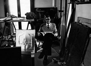 FONDAZIONE MARCONI RICORDA LUCIO DEL PEZZO (NAPOLI 1933 - MILANO 2020)