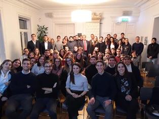 OSLO: NUOVO INCONTRO CON GLI STUDENTI ITALIANI ERASMUS IN NORVEGIA