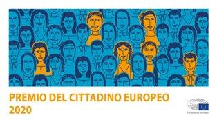 PREMIO CITTADINO EUROPEO 2020: APERTE LE CANDIDATURE