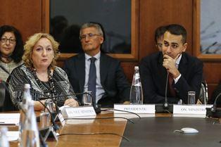 DI MAIO ALLA SESTA SEDUTA ANNUALE DEL COMITATO CONGIUNTO PER LA COOPERAZIONE ALLO SVILUPPO