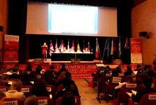 STUDENTI DAL MONDO PER LA SIMULAZIONE DIPLOMATICA: SUCCESSO PER IL CFMUNESCO 2020