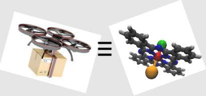 """""""Molecole droni"""" per manipolare la materia su scala atomica: il nuovo studio del Cnr"""