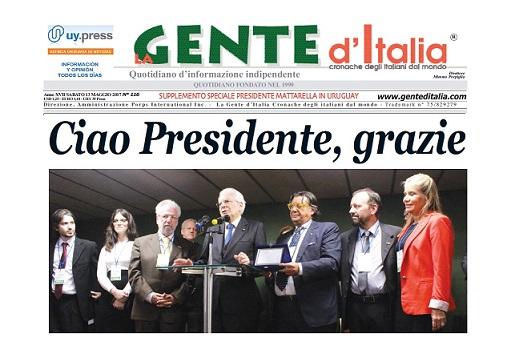 """""""Gente d"""