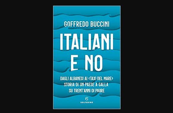 """""""Italiani e no"""": la Dante presenta il libro di Goffredo Buccini"""