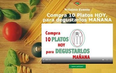 10 PLATOS HOY PARA DEGUSTARLOS MAÑANA