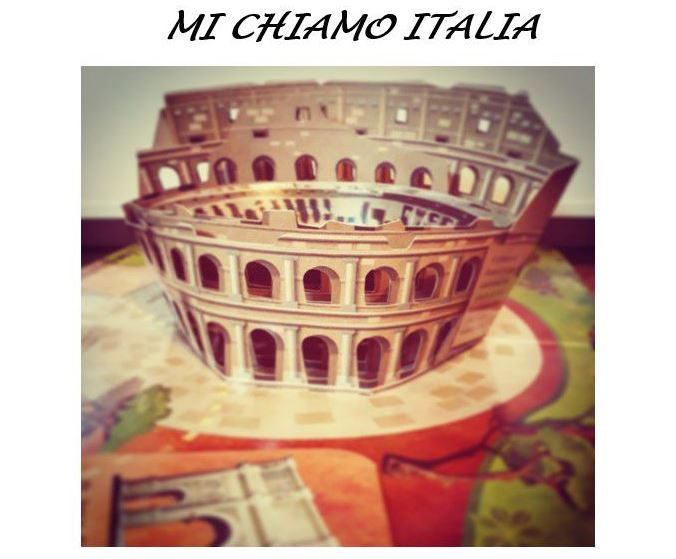 """""""MI CHIAMO ITALIA"""": L"""