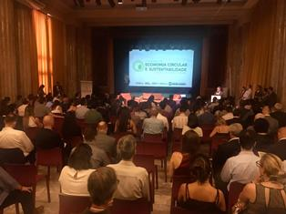 RIO DE JANEIRO: SEMINARIO SU ECONOMIA CIRCOLARE E SOSTENIBILITÀ