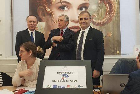 """BREXIT: SPORTELLO """"SETTLED STATUS"""" AL CONSOLATO DI LONDRA"""