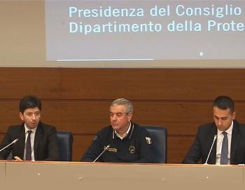 CORONAVIRUS: AL VIA LE PROCEDURE PER IL RIENTRO DEGLI ITALIANI DALLA NAVE DIAMOND PRINCESS