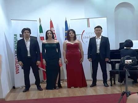 TUNISI: L'IIC CELEBRA LA MUSICA ITALIANA