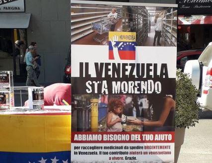 Covid-19 in Venezuela: l'appello della comunità italiana per assistenza medica