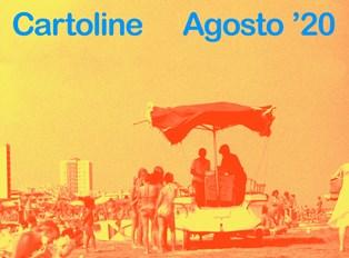 CARTOLINE: TRECCANI ARTE LANCIA UN NUOVO PROGETTO ONLINE PER L'ESTATE