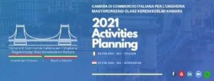 Ungheria: la CCIU presenta il suo 2021 ai soci