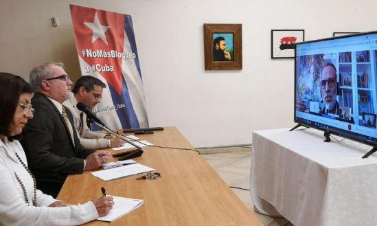 Italia-Cuba: Marrapodi (DGSP) incontra l'ambasciatore Rodríguez Ruiz