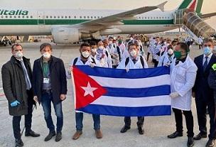 MEDICI CUBANI IN ITALIA: IL RINGRAZIAMENTO DELLA SEDE AICS DE L'AVANA