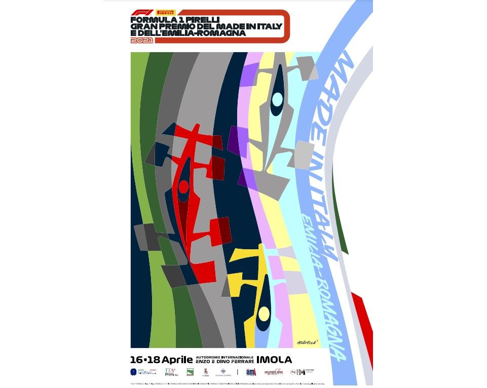 Gran Premio del Made in Italy e dell'Emilia-Romagna: la Drudi Performance firma il manifesto