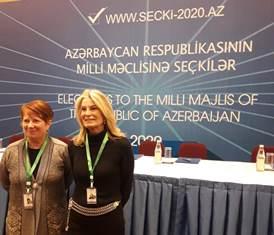 ELEZIONI IN AZERBAIGIAN: LA SENATRICE RIZZOTTI E LA DEPUTATA BOLDI TRA GLI OSSERVATORI DELLE OPERAZIONI ELETTORALI - di Domenico Letizia